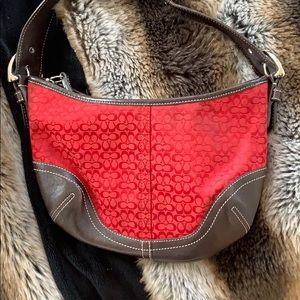 Handbags - Coach hobo bag